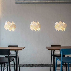 LZF Escape Suspension Lights in Restaurant