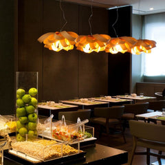 LZF Agatha Pendant Lights in Restaurant