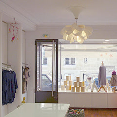 LZF Agatha Pendant in Retail Children's Store