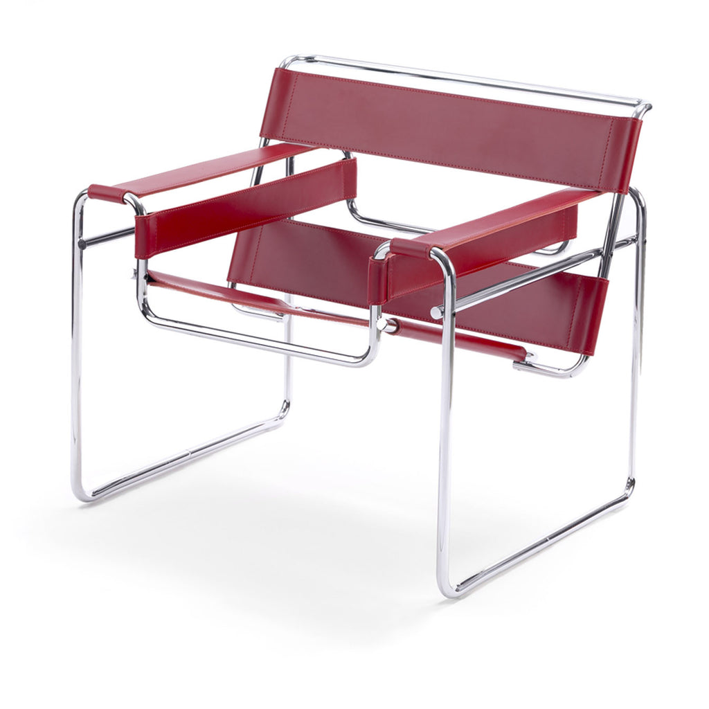 marcel breuer wassily chair knoll modern furnishings palette parlor. Black Bedroom Furniture Sets. Home Design Ideas