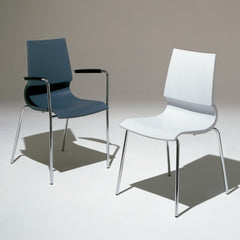 Marco Maran Gigi Chairs With Arms and Armless