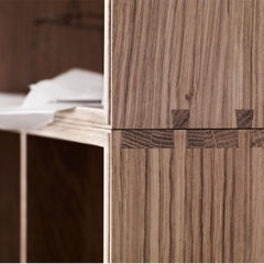 Mogens Koch Bookcase Joinery Detail