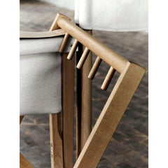 Mogens Koch Folding Chair with Storage Rack