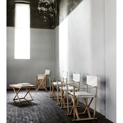 Mogens Koch Folding Chairs in Room Carl Hansen and Son