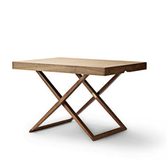 Mogens Koch Oiled Walnut Folding Table by Carl Hansen & Son