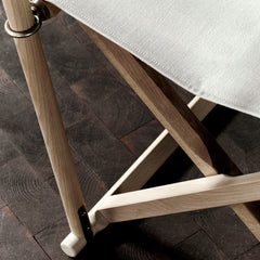 Mogens Koch Folding Chair MK99200 Details from Carl Hansen & Søn