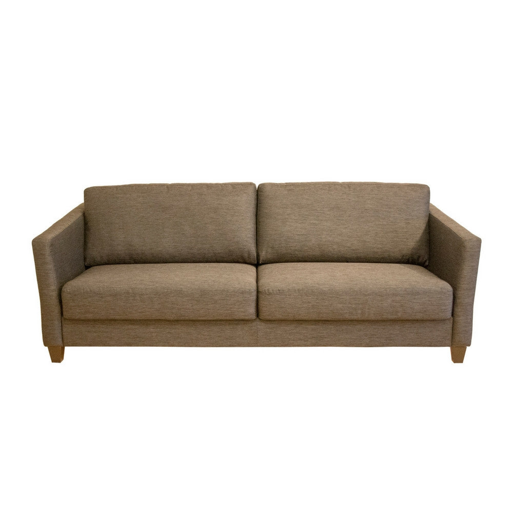 Monika King Sofa Sleeper with Loule 616 Fabric by Luonto