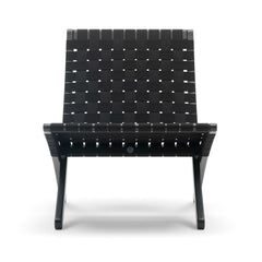 Morten Gottler Cuba Chair Black on Black Carl Hansen & Son