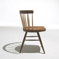 Nakashima Straight Chair Profile Knoll