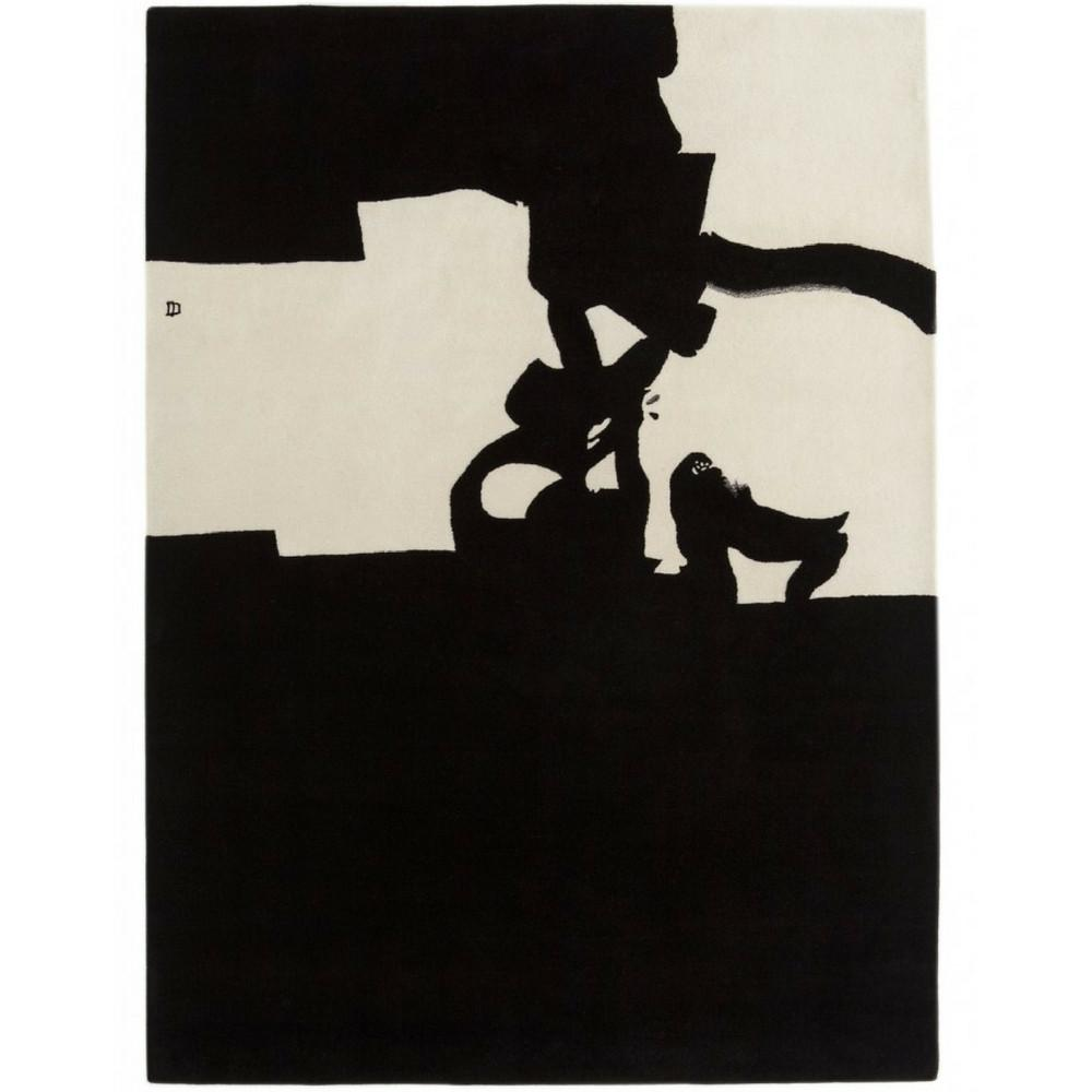 Eduardo Chillida Collage Rug by Nani Marquina