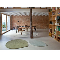 Nani Marquina Quill Rugs in Home Office