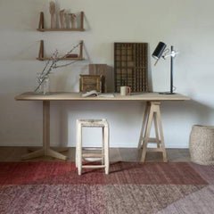 Nanimarquina Capas Rug by Mathias Hahn in Home Office
