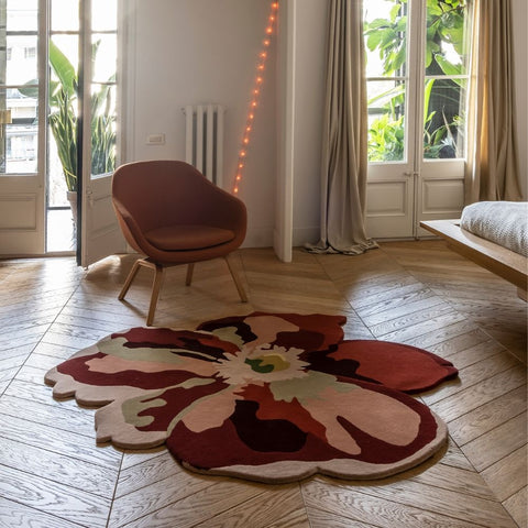 Nanimarquina Flora Bloom 2 Rug by Santi Moix