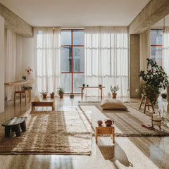 Nanimarquina Ilse Crawford Wellbeing Rugs in Situ