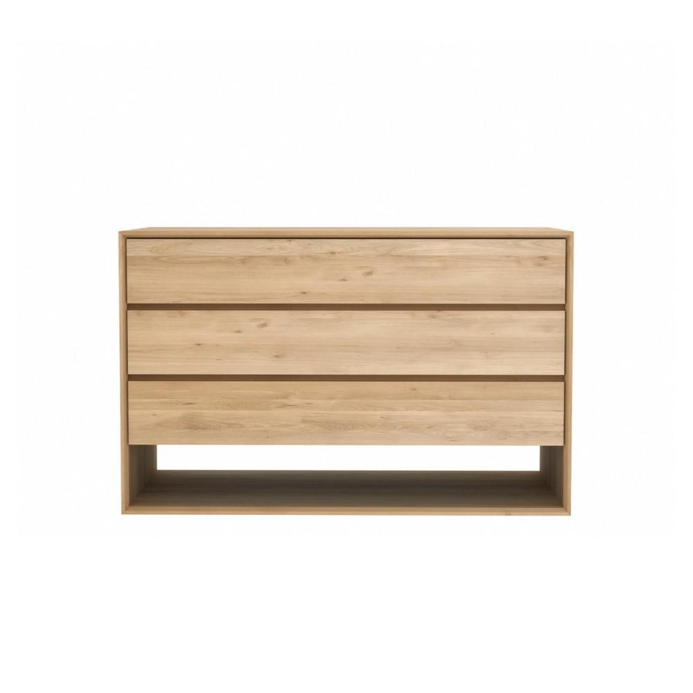Oak Nordic Chest of Drawers by Ethnicraft