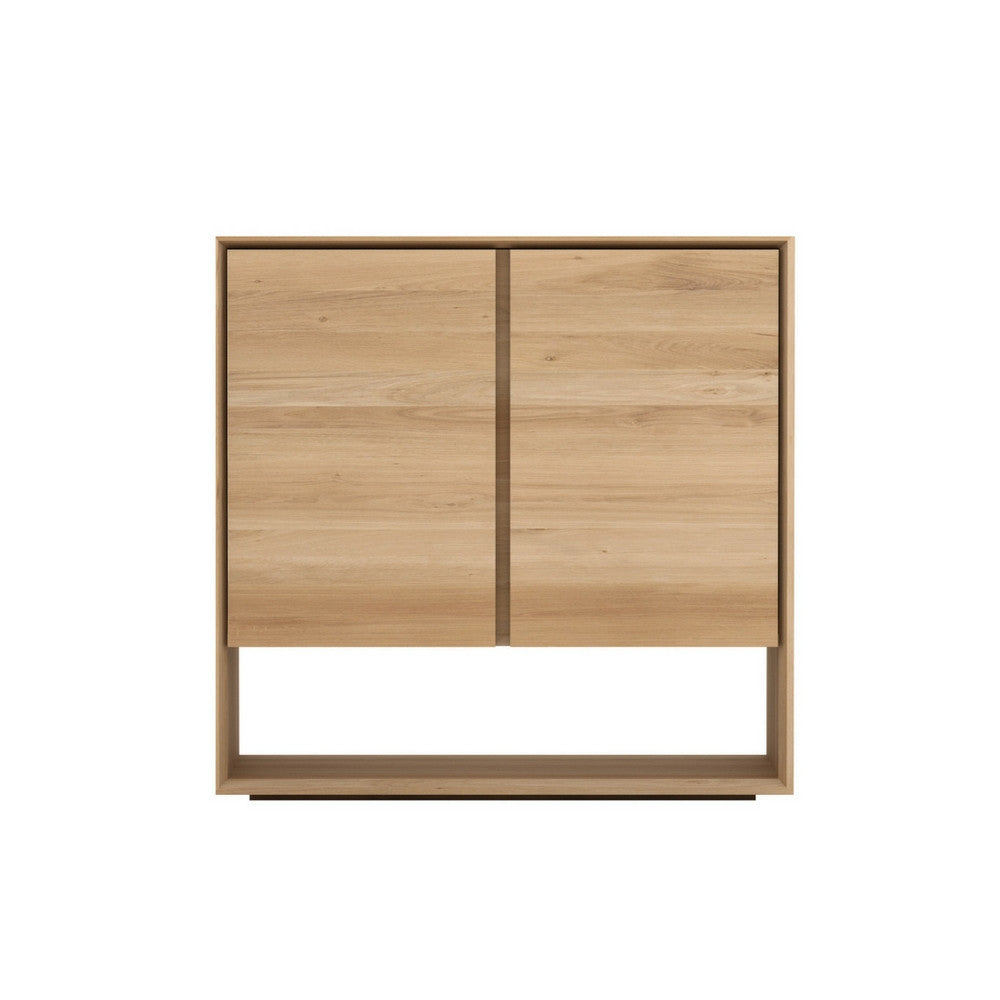 Ethnicraft Nordic Sideboard 2-Door Oak
