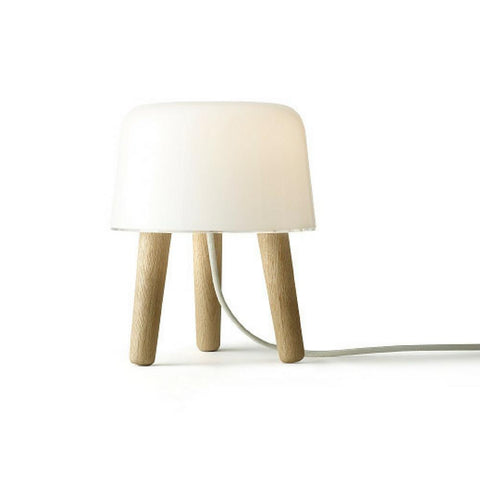 Norm Architects Milk Table Lamp