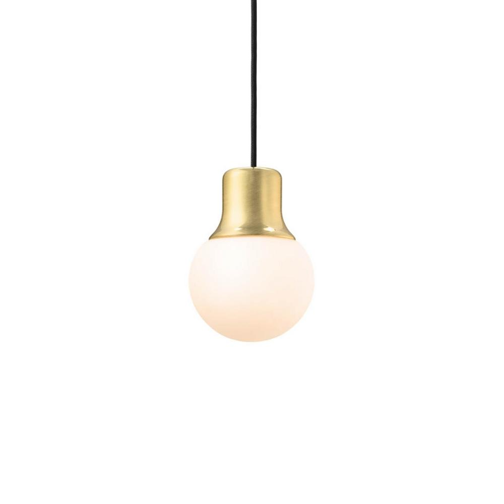 Norm Architects NA5 Mass Pendant Light in Brass And Tradition Copenhagen