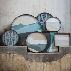 Notre Monde Wabi Sabi Tray Collection