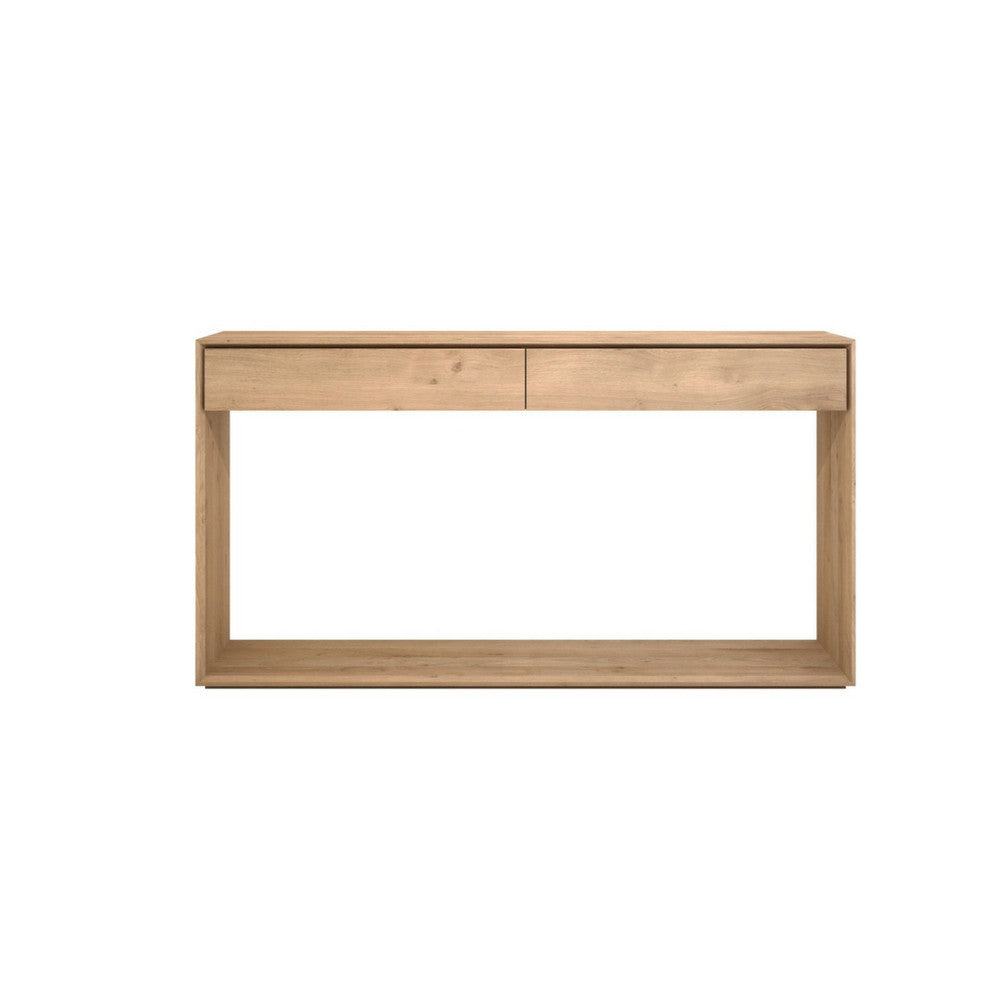 Oak Nordic Console by Ethnicraft