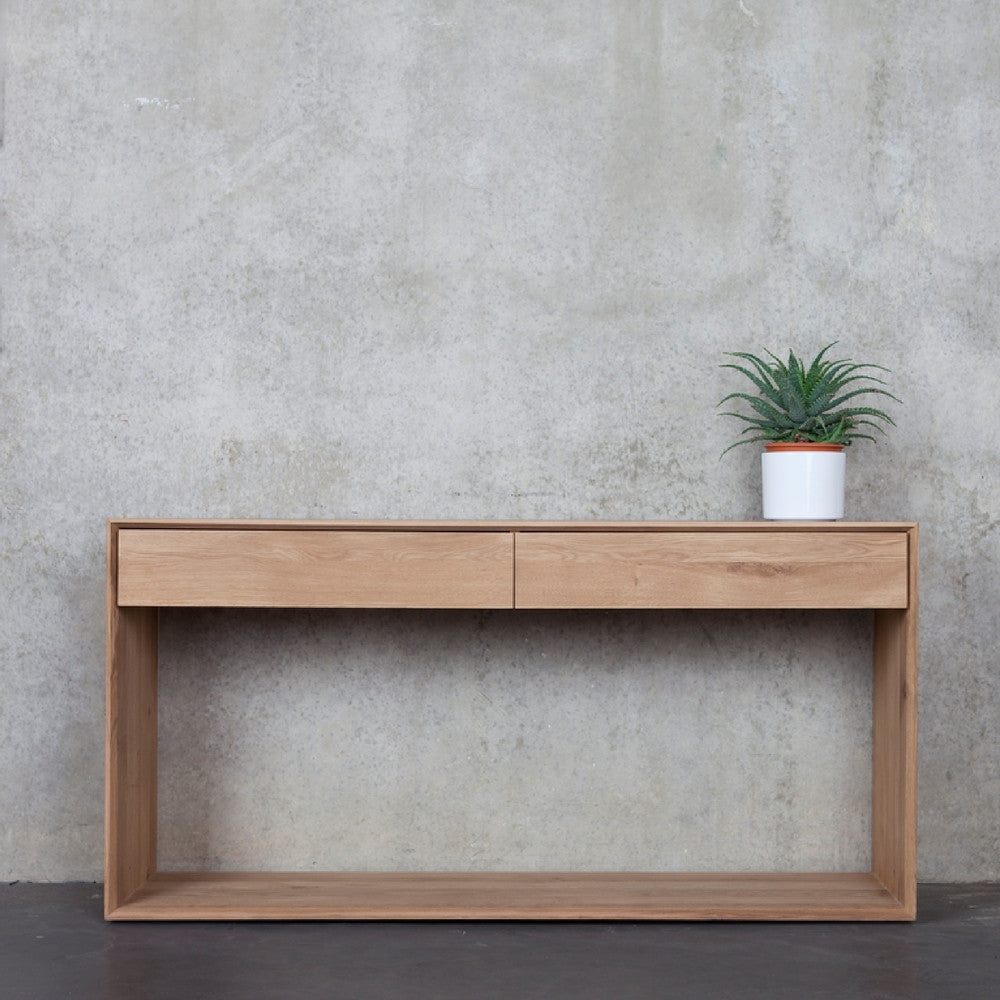 nordic furniture. Oak Nordic Console Furniture I