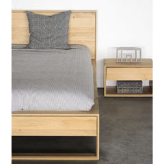 Oak Nordic II Bed by Ethnicraft