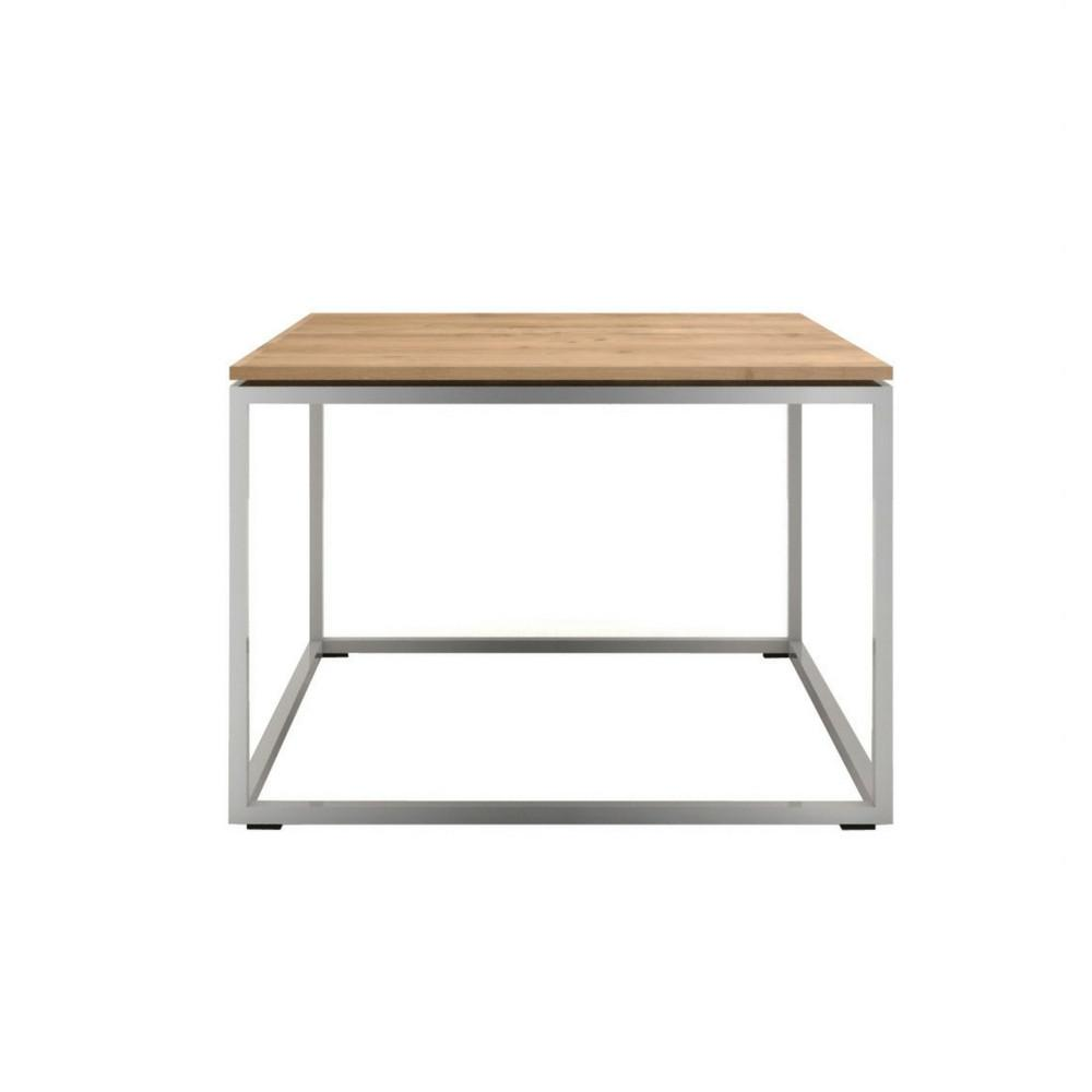 Thin Side Table thin side table | ethnicraft | modern furniture | palette & parlor