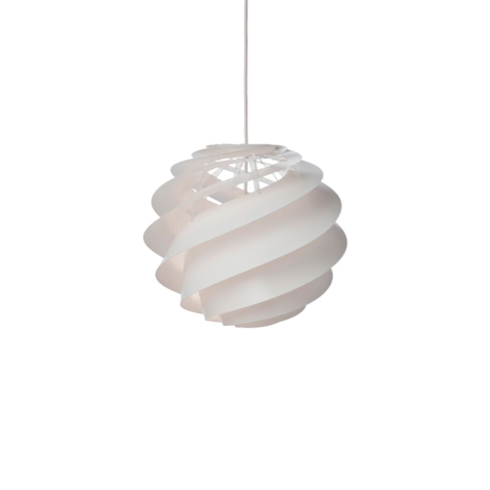 Swirl 3 Pendant Light (Small) by Øivind Slaatto for Le Klint