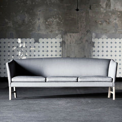 Ole Wanscher OW603 Sofa in Room Carl Hansen & Son