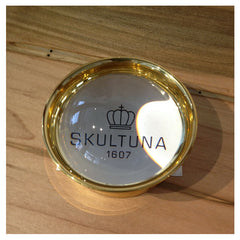 Olivia Herms Pallina Magnifying Glass for Skultuna as seen at Palette & Parlor