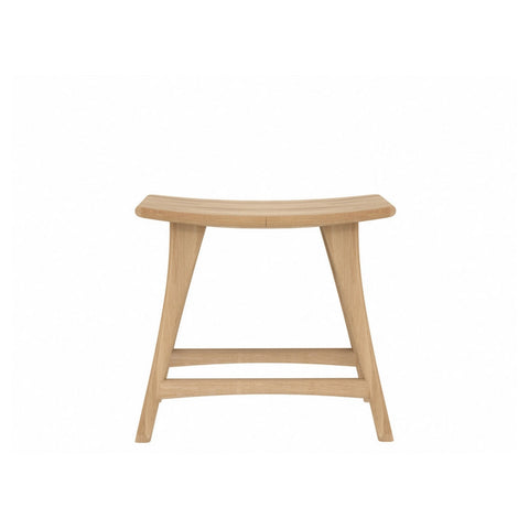 Ethnicraft Osso Stool-Low