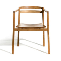 Oxnö Teak Dining Chair by Skargaarden