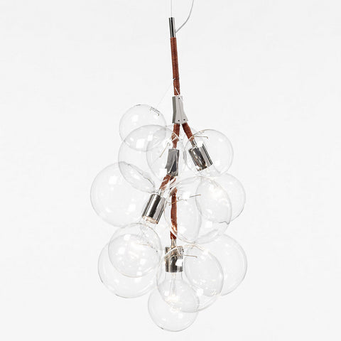 Pelle Pendant Bubble Chandelier