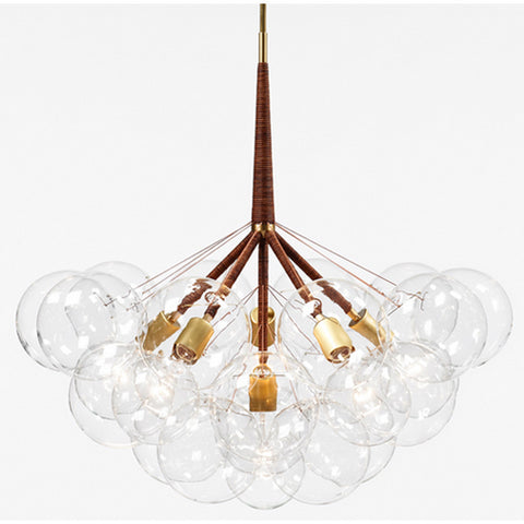 Pelle Jumbo 29 Bubble Chandelier