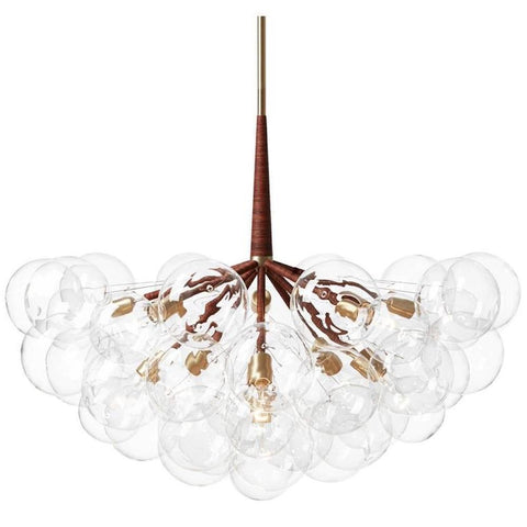 PELLE Supra Bubble Chandelier