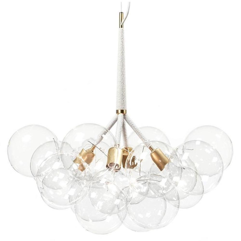 PELLE Extra Large Bubble Chandelier
