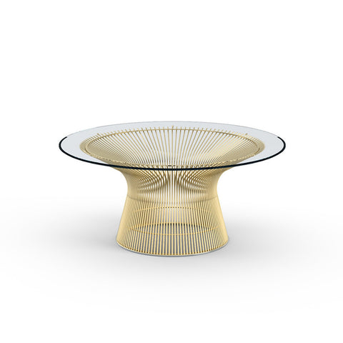 Platner Coffee Table GOLD
