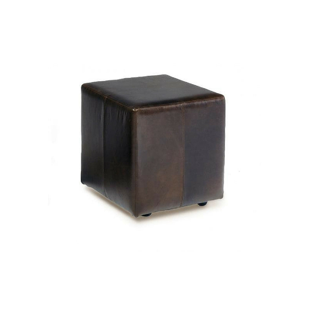 Precedent Furniture Elliott Square Ottoman with Casters Elliot