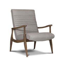 Precedent Furniture Grey Upholstery Erik Chair formerly DwellStudio Hans Chair