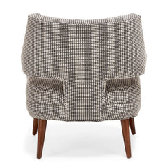 Precedent Furniture Hunter Chair Back View formerly DwellStudio Edison Chair