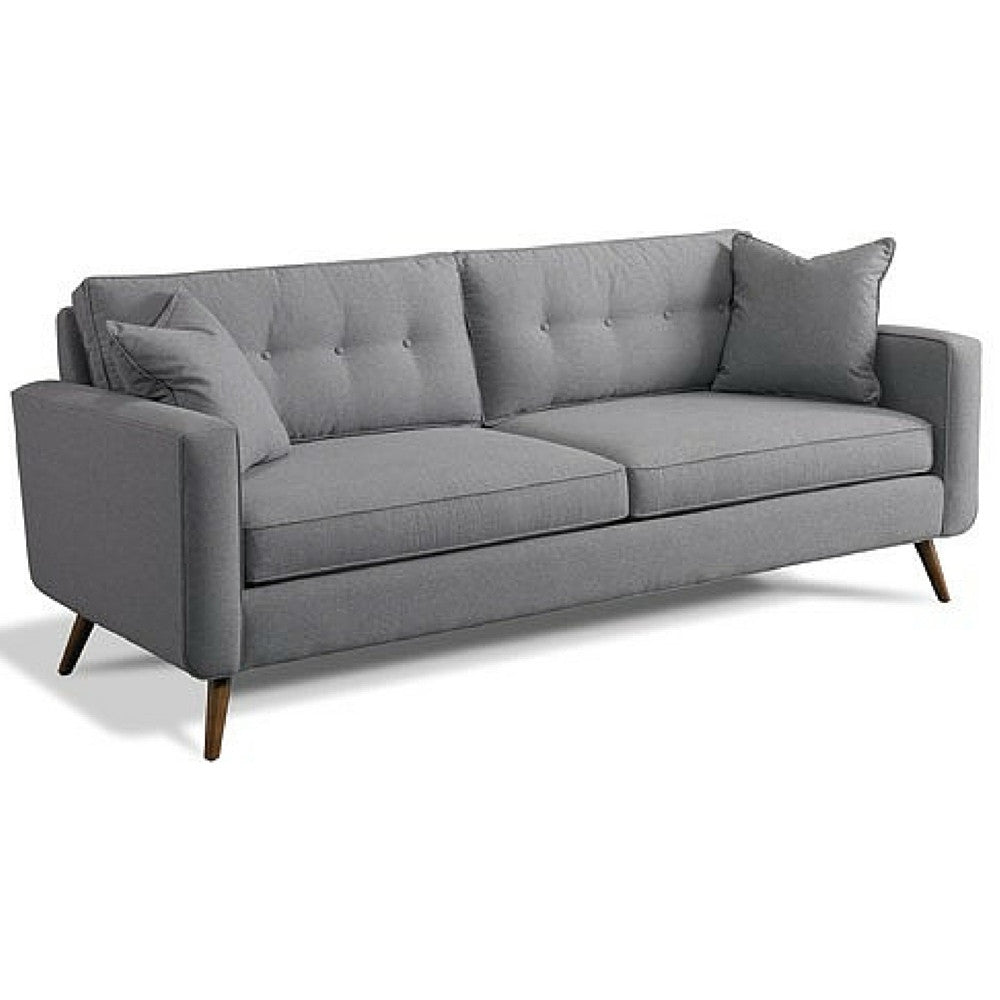 Precedent Furniture Jacob Sofa Model 3218-S1 Light Grey
