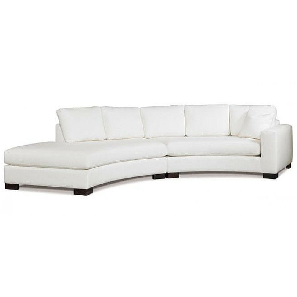 Precedent Kylie Curved Sectional Sofa Model 2666