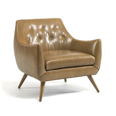 Precedent Furniture Marley Chair Caramel Leather