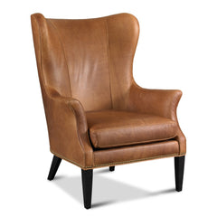 Precedent Furniture Tristen Chair in Leather Model L3200