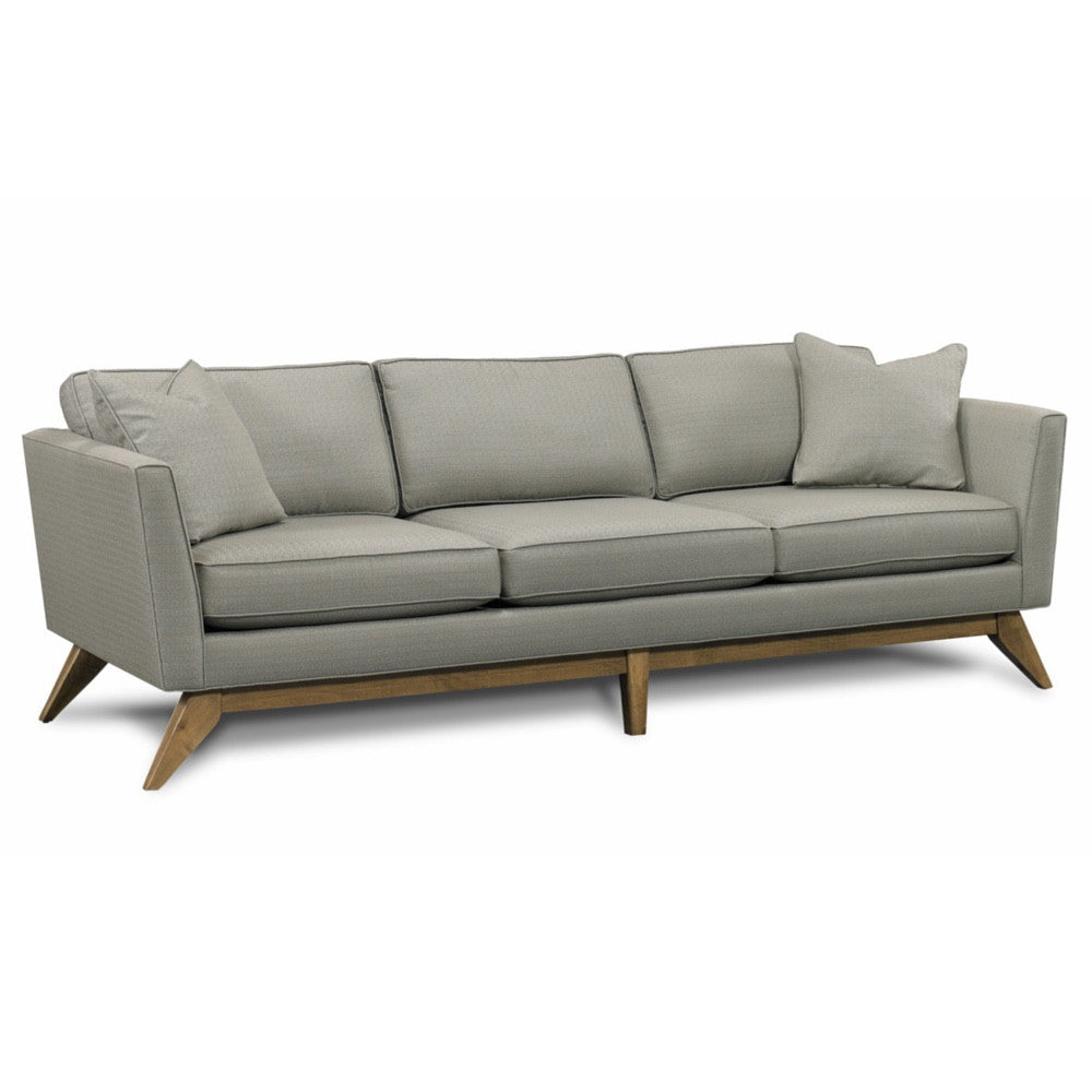 Precedent Furniture Paxton Sofa Light Grey