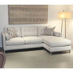 Precedent Furniture Preston Sectional Sofa in Room 3154