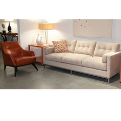 Precedent Furniture Preston Sofa in Room