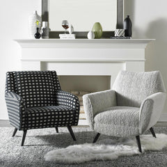 Precedent Finnegan Chair and Mila Chair in Living Room