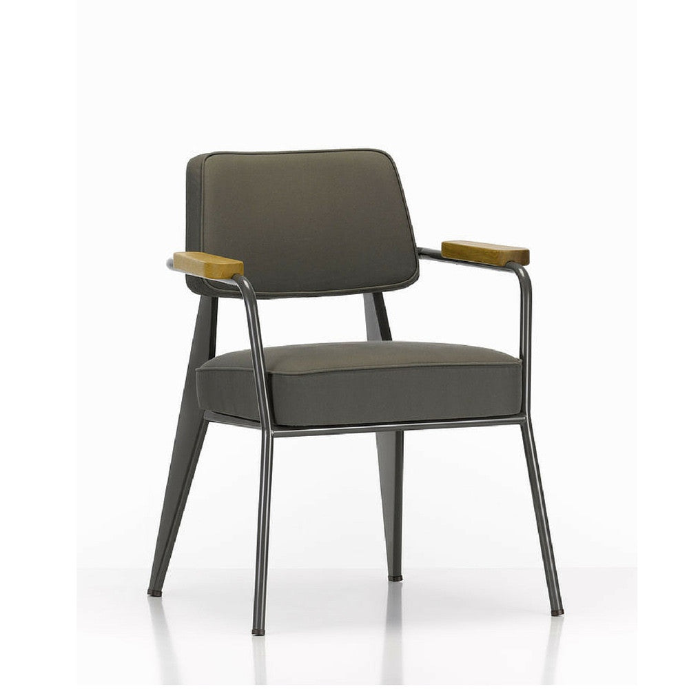 Prouv Fauteuil Direction Chair Vitra Modern Furniture Palette Parlor