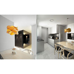 Ray Power Link SG Natural Beech-23 Kitchen LZF Lamps